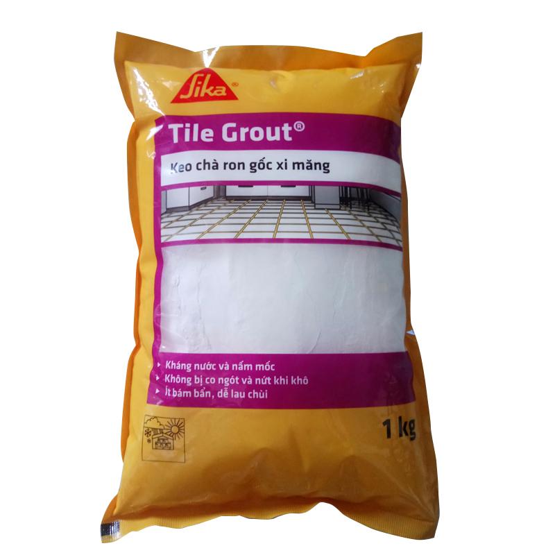 Keo chà ron chống thấm - Sika Tile Grout