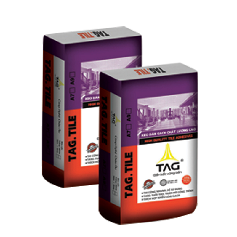 Keo dán gạch TAG Tile A7 -Trắng