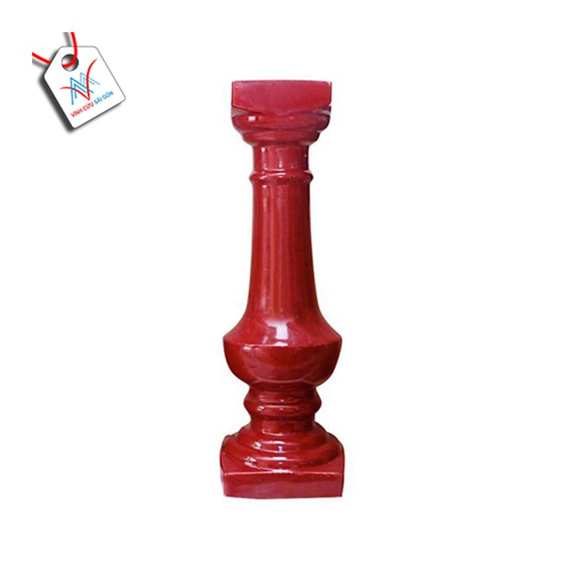 Lục bình sứ VCSG-THC 401 màu đỏ