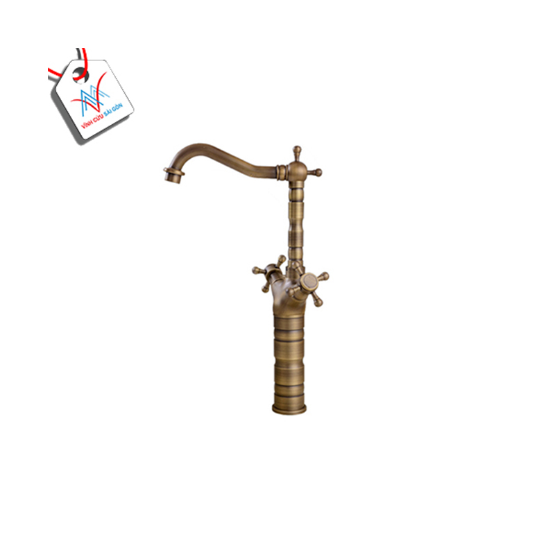 Vòi nước bằng đồng GCA01