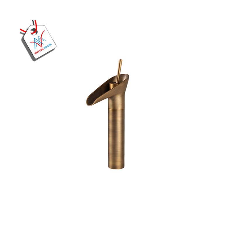Vòi nước bằng đồng GCA07