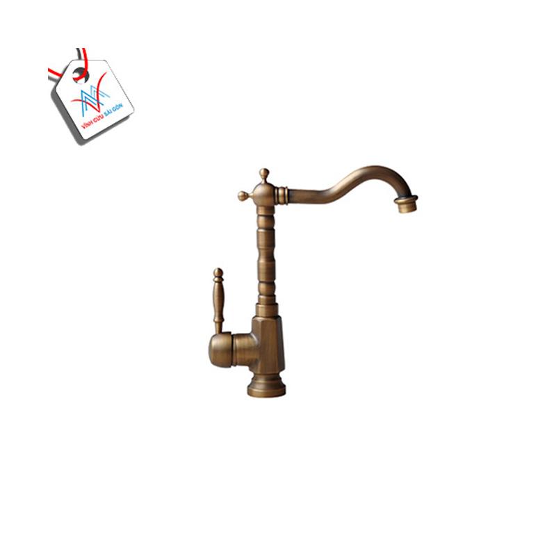 Vòi nước cổ điển GCC04