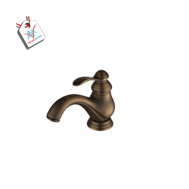 Vòi nước bằng đồng GCV01