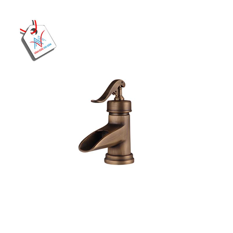 Vòi nước bằng đồng GCV04