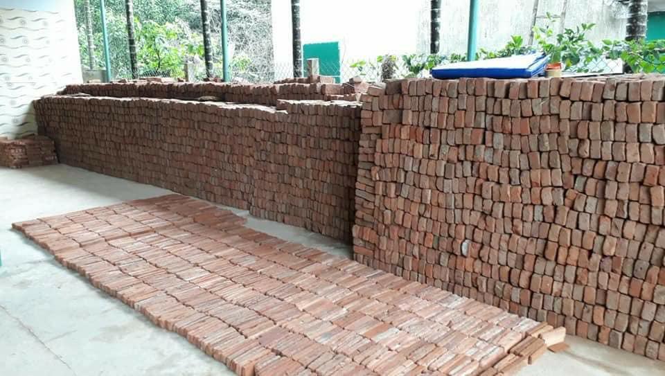 Khái niệm và phân loại gạch cổ ốp tường