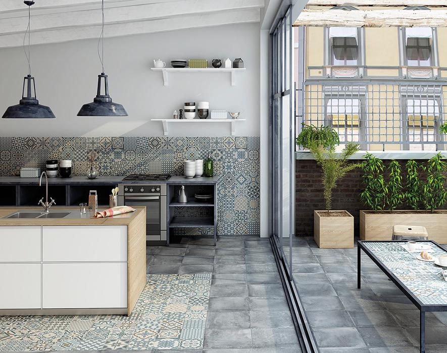 Chia sẻ bí quyết chọn mua gạch bông phù hợp với không gian nhà bạn