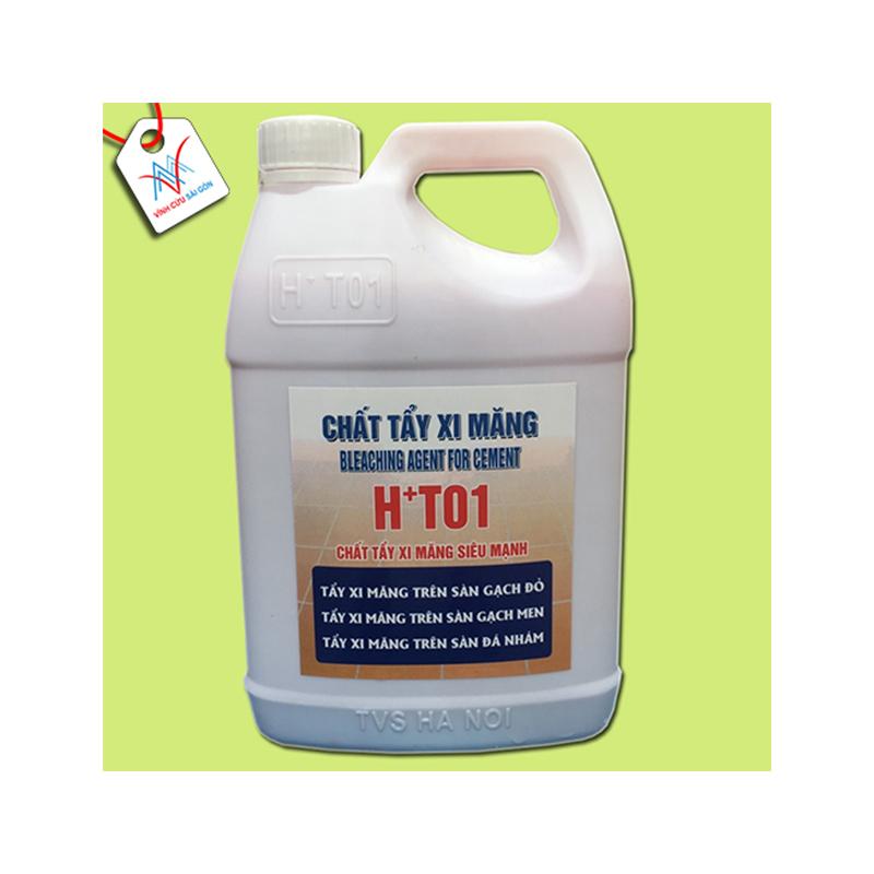 Chất tẩy rửa xi măng chuyên dụng