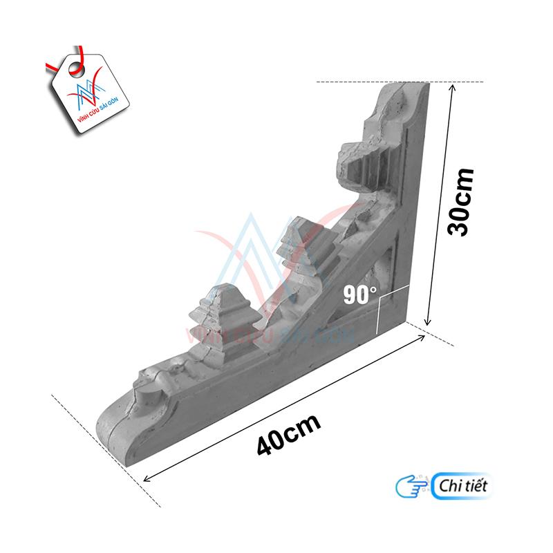 Consol 01 (vuông 90°)
