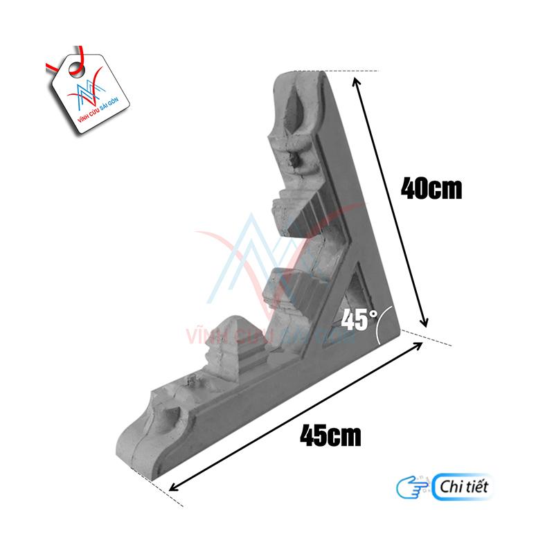 Consol 03 (tam giác 45°)