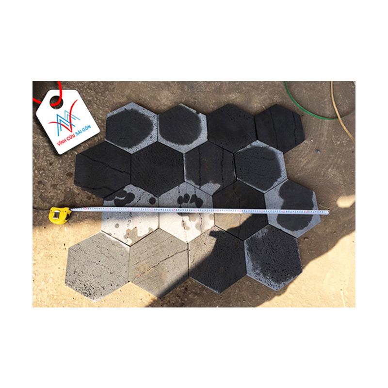 Đá ong lục giác